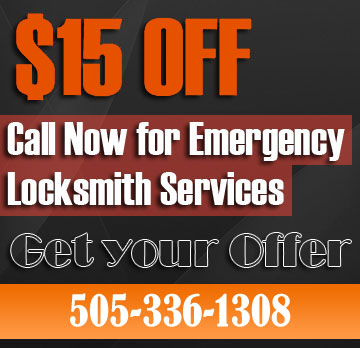Locksmiths Albuquerque NM Coupon
